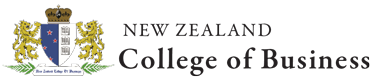 New Zealand College of Business Logo